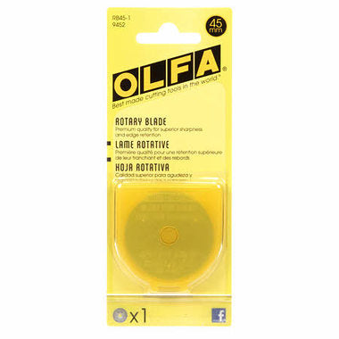 Olfa - Replacement Blades 45mm 1 Pack