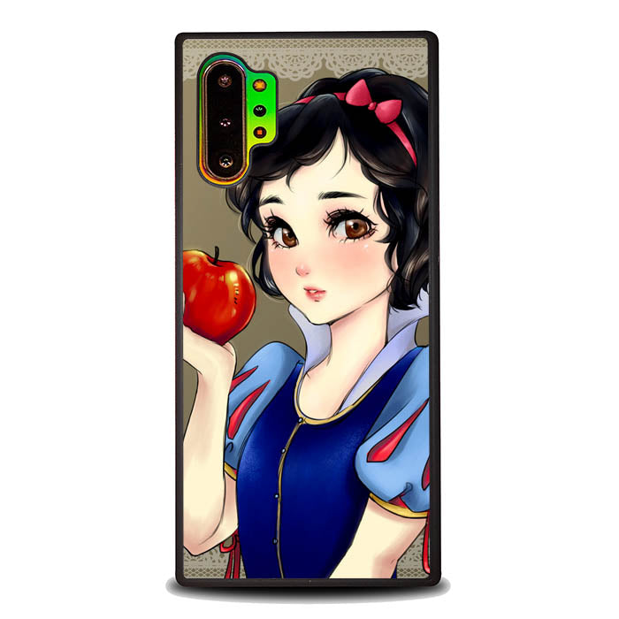 Snow White Princess L0063 Samsung Galaxy Note 10 Plus , Note10+ Case