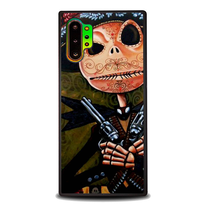 Jack With Pistol Nightmare L0164 Samsung Galaxy Note 10 Plus , Note10+ Case