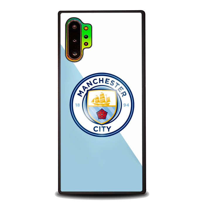Manchester City Simple L0185 Samsung Galaxy Note 10 Plus , Note10+ Case
