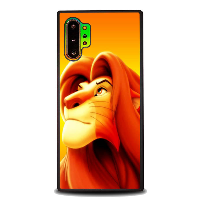 Lion King L0523 Samsung Galaxy Note 10 Plus , Note10+ Case
