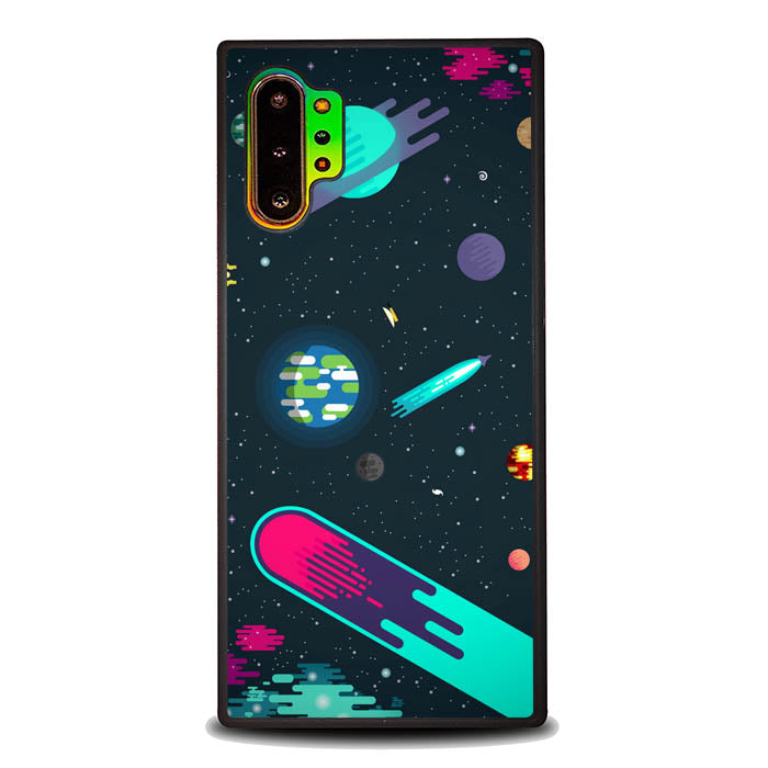Sharing Space Beautifull L0690 Samsung Galaxy Note 10 Plus , Note10+ Case