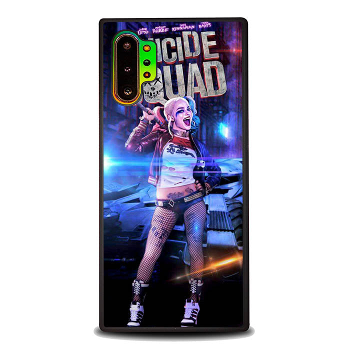 Suicide Squad Harley Quinn Happy L1483 Samsung Galaxy Note 10 Plus , Note10+ Case