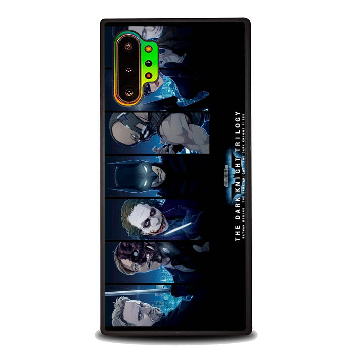 The Dark Knight Two-Face L1491 Samsung Galaxy Note 10 Plus , Note10+ Case
