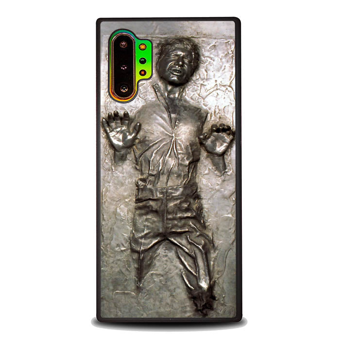 Star Wars Han Solo Frozen in Carbonite L1674 Samsung Galaxy Note 10 Plus , Note10+ Case