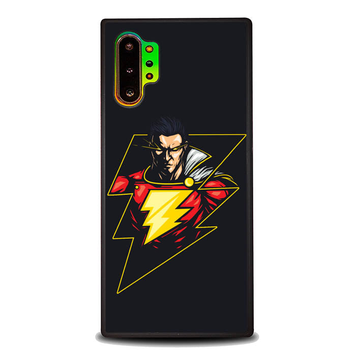 Shazam Superhero Art P0635 Samsung Galaxy Note 10 Plus , Note10+ Case