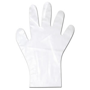 Poly Gloves - HDPE