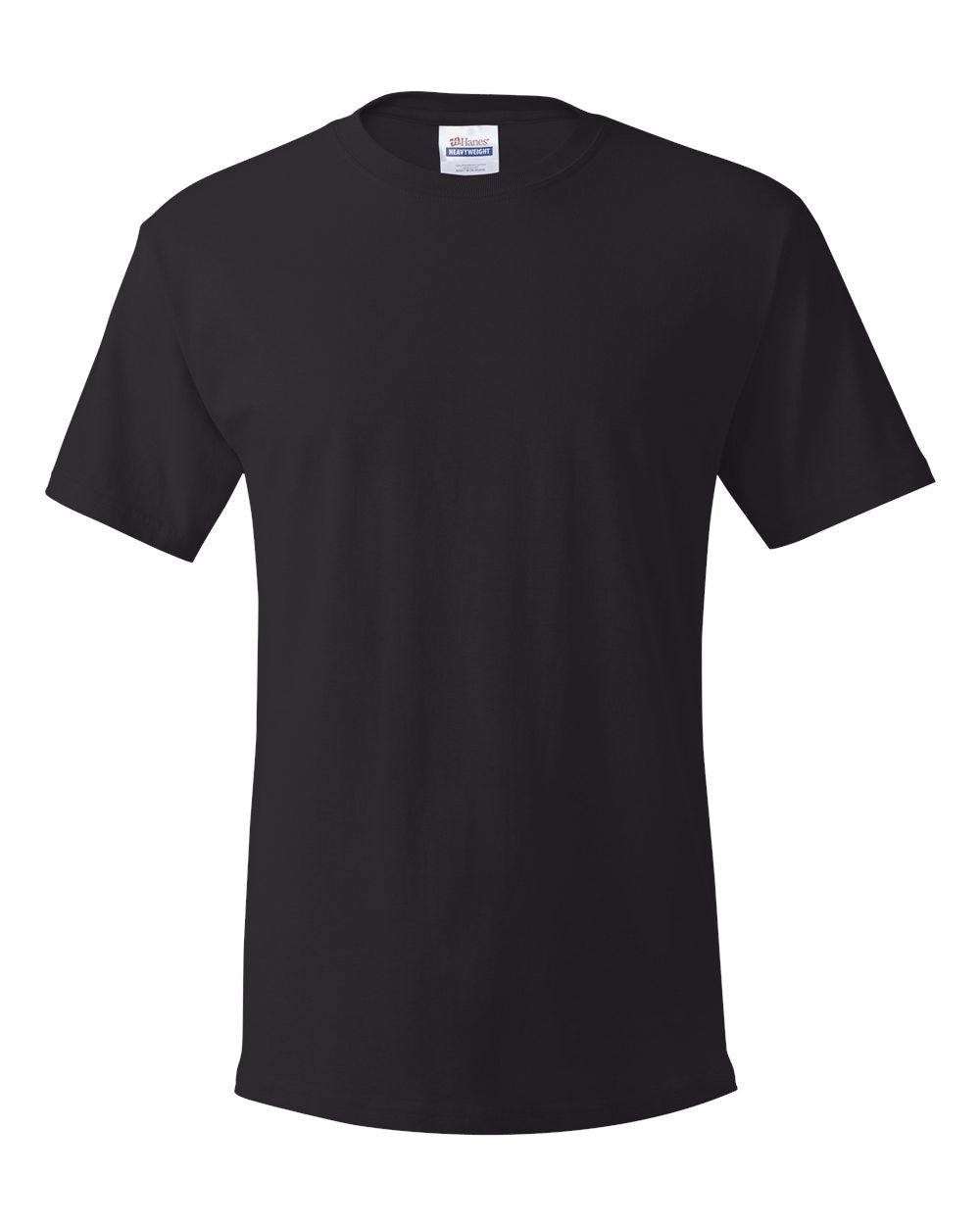 12-Pack Men's T-Shirts - Assorted Colors-Extended Sizes - Discountedrack.com