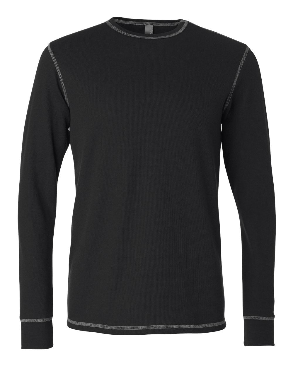 Lightweight  Long Sleeve Thermal T-Shirt by Bella + Canvas