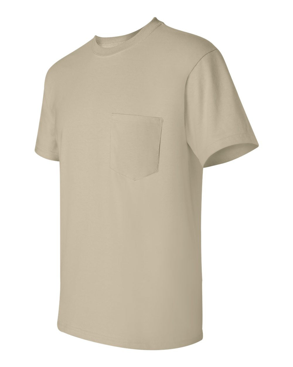 4 pack : Gildan Pocket T-shirts