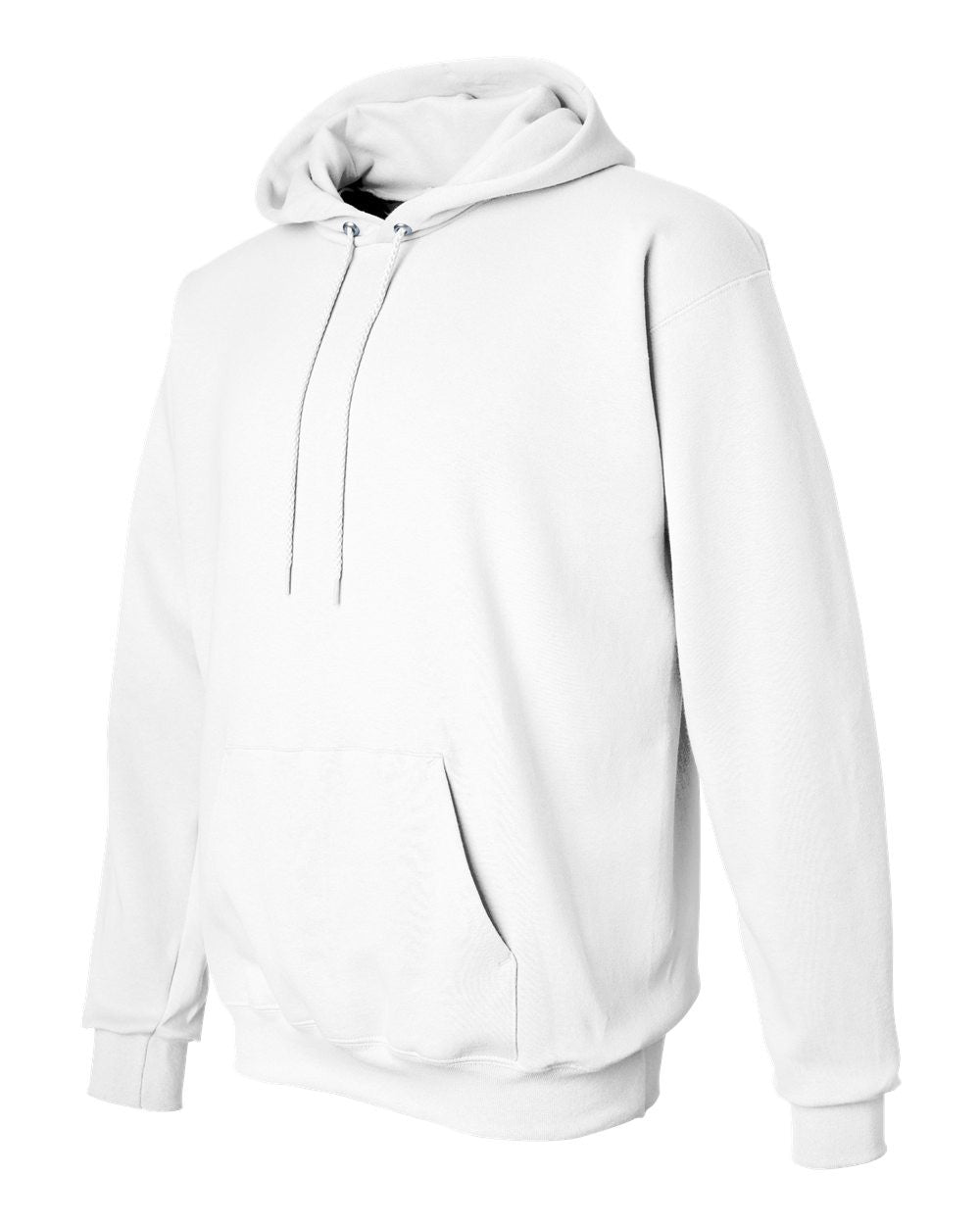 Heavyweight Cotton Hooded Sweatshirt by Hanes - Discountedrack.com