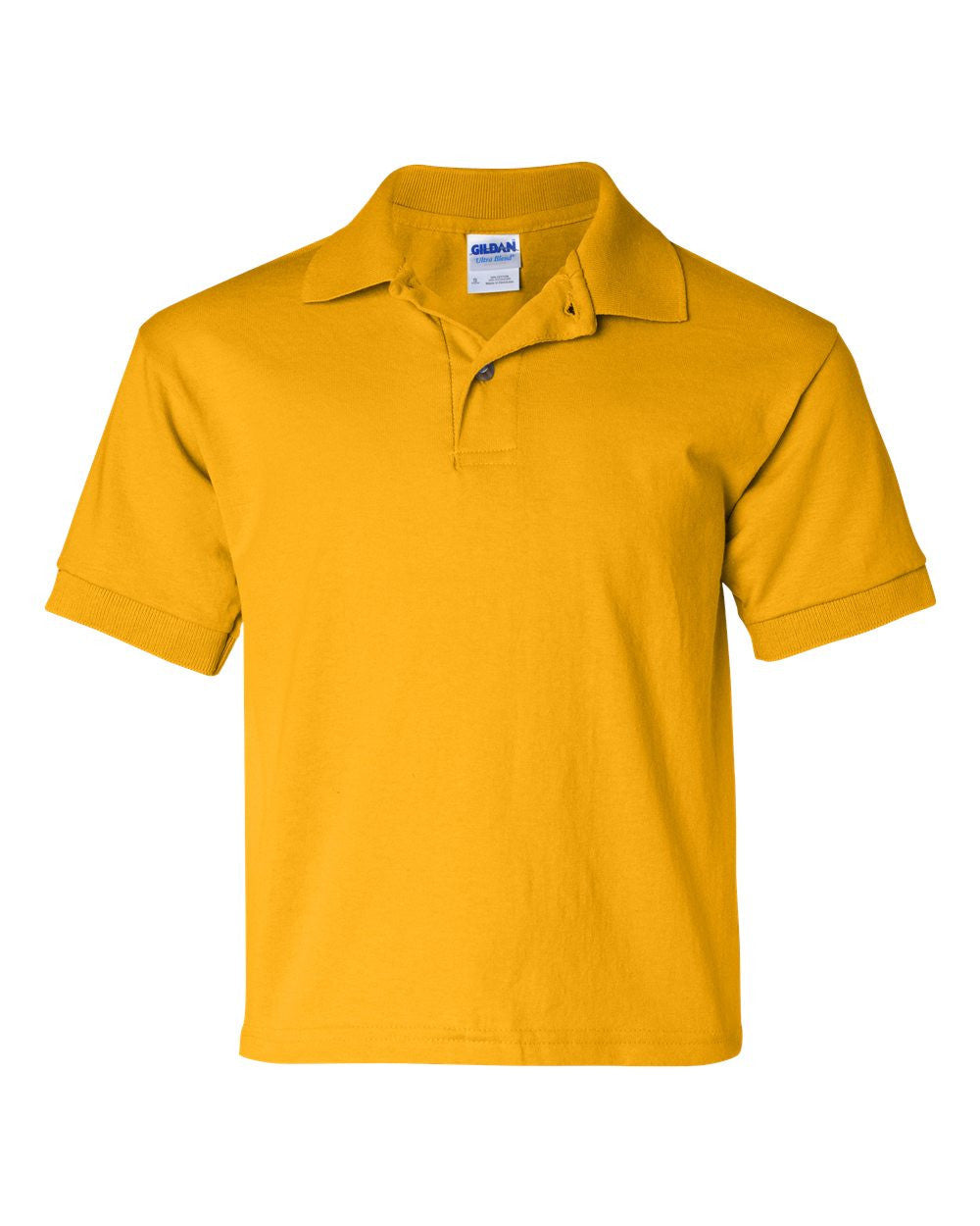 3 pack : Gildan Youth Polos Blend - Discountedrack.com