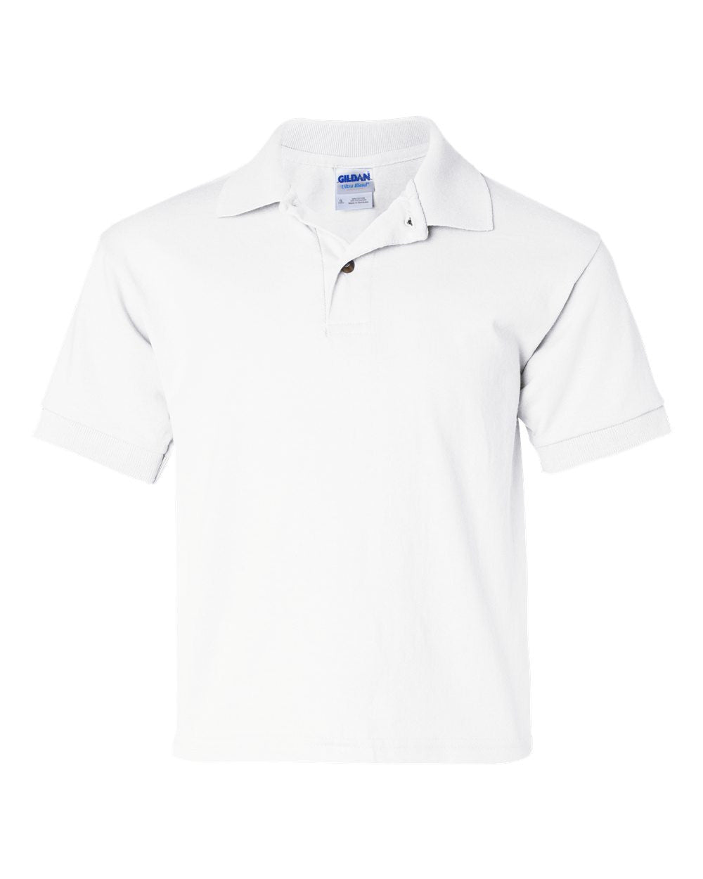 3 pack : Gildan Youth Polos Blend