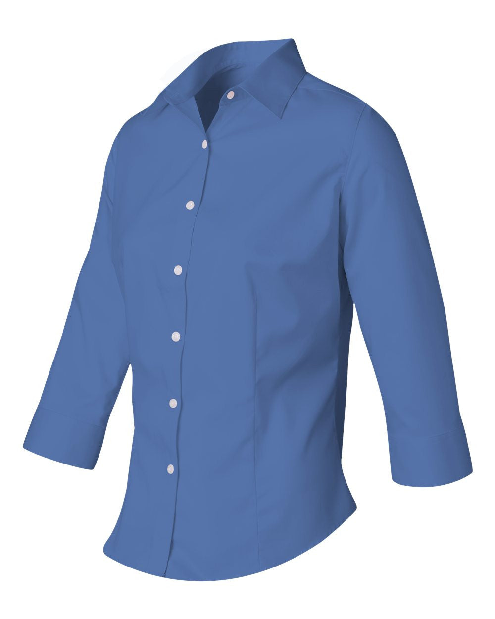 3/4 Sleeve Button down dress shirts by Van Heusen - Discountedrack.com