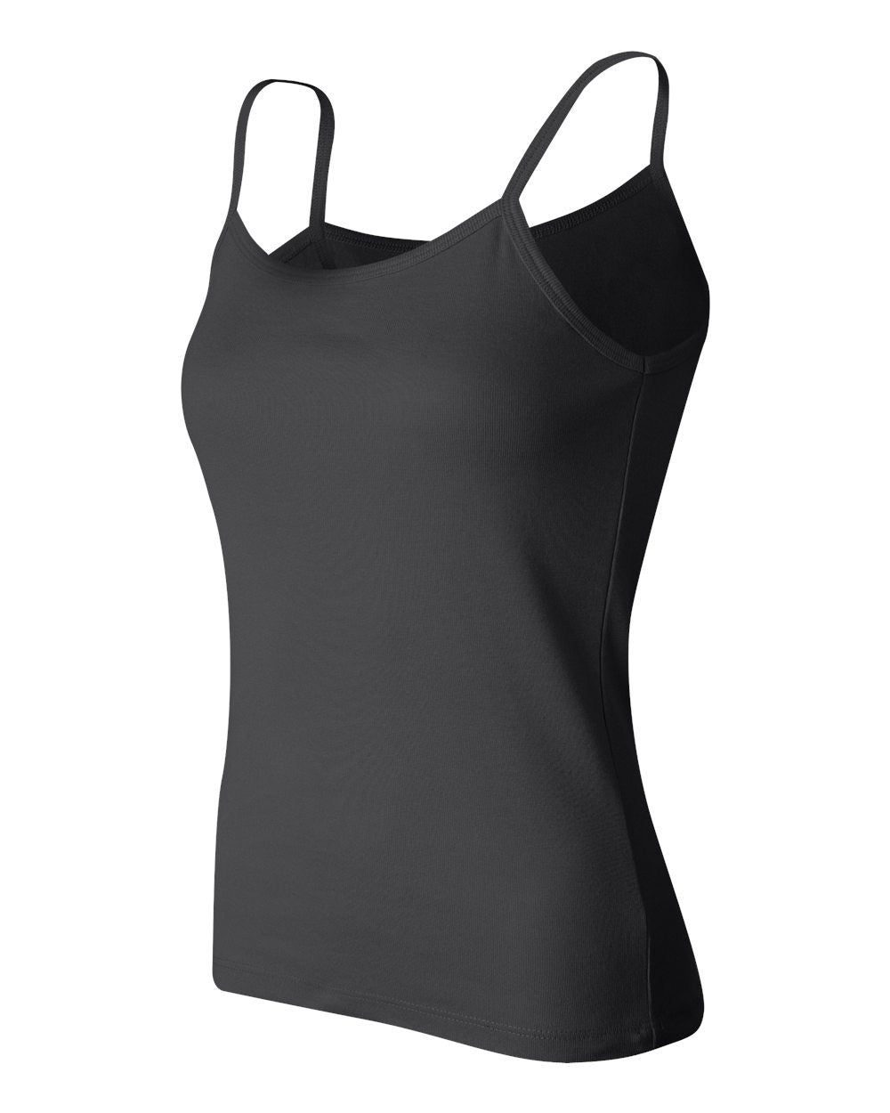 2 pack : Women's  Spaghetti  Tank by Belle+Canvas