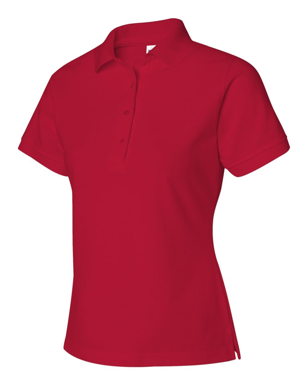 3 pack : Women' 100% Cotton Pique Polos by Jerseez - Discountedrack.com