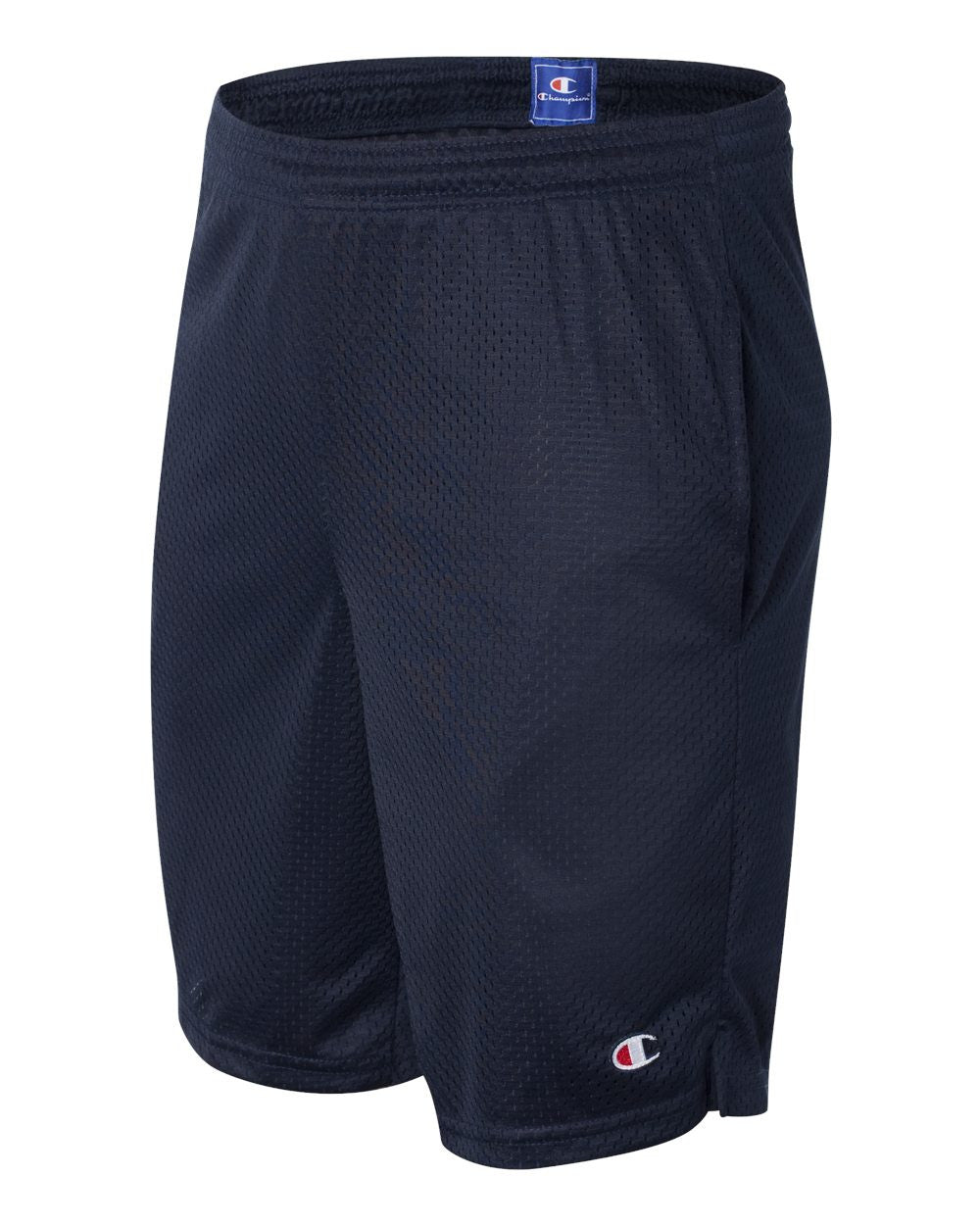 Champion : Mesh Shorts with Pockets