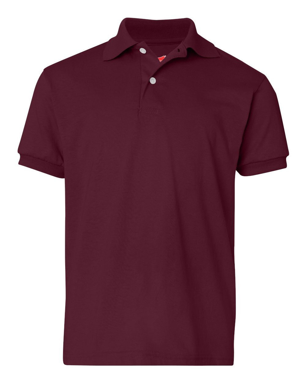4 pack : Youth Polos by Hanes - Discountedrack.com