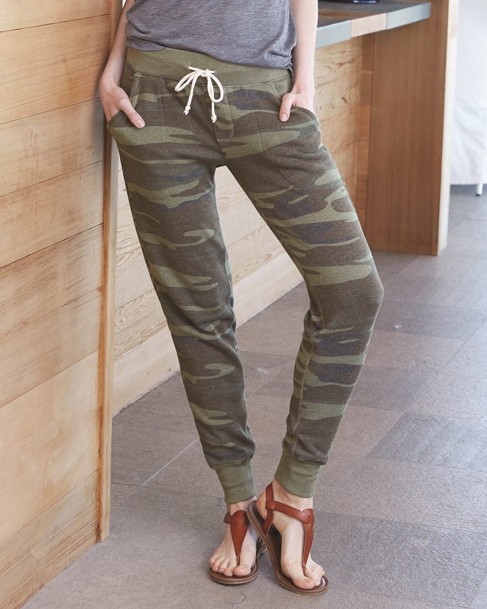 Womens Pocket Sweatpants by Alternative - Discountedrack.com