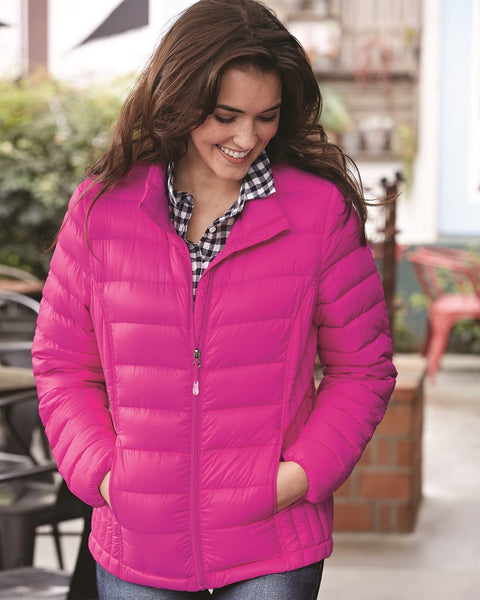 32 Degrees Women's Packable Down Jacket by Weatherproof - Discountedrack.com