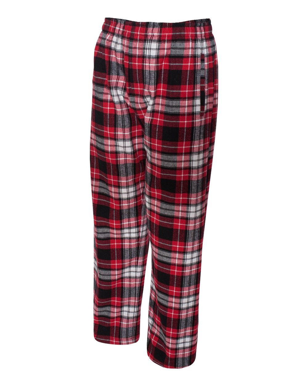 Classic Flannel Pants with Pockets - Discountedrack.com