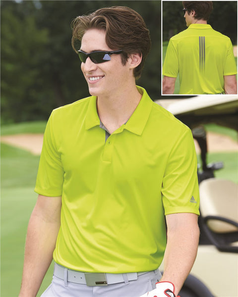 Golf Shirt with Gradiant on the Back by Adidas - Discountedrack.com