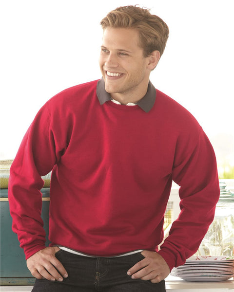 3 Pack - Crewneck Sweatshirt by Hanes - Discountedrack.com