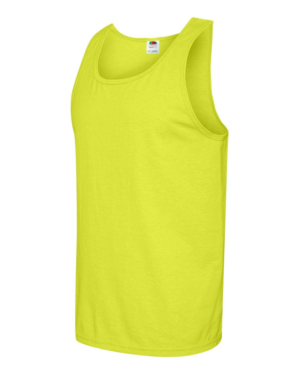 6 pack : Cotton Tank Top by Fruit of the Loom