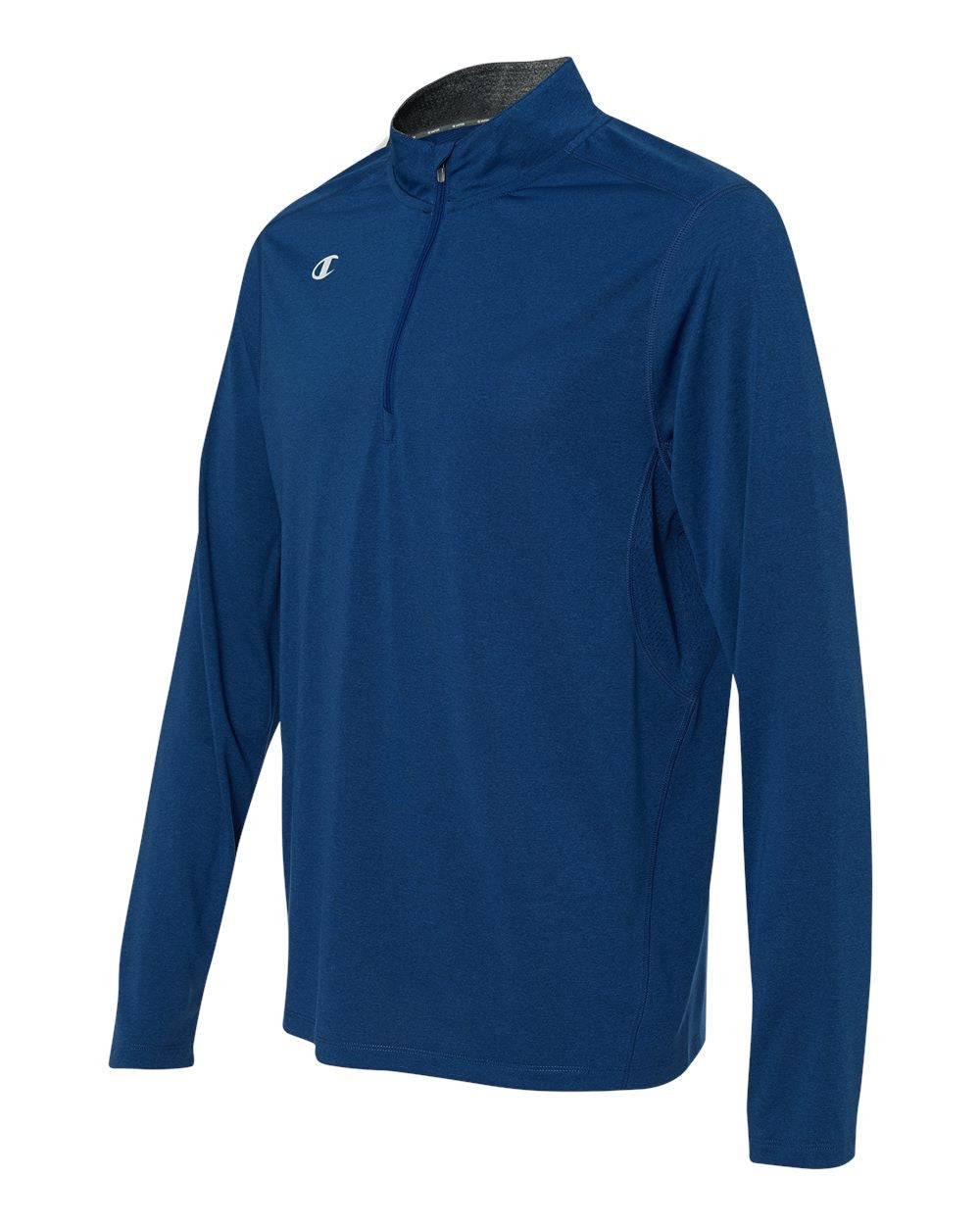 Vapor Performance Quarter-Zip Pullover by Champion - Discountedrack.com