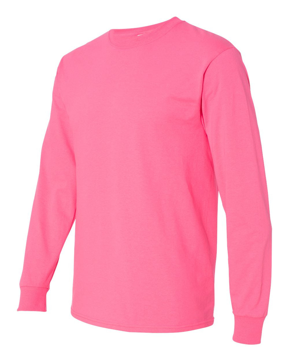 3 pack : Long sleeves Men's T-shirts  by Fruit of the Loom - Discountedrack.com
