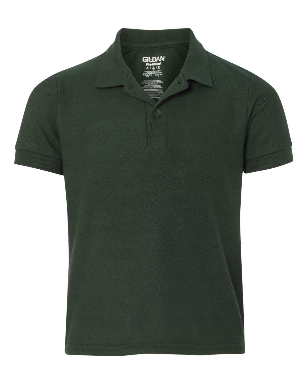 Gildan Double Pique Sports Shirt - Discountedrack.com
