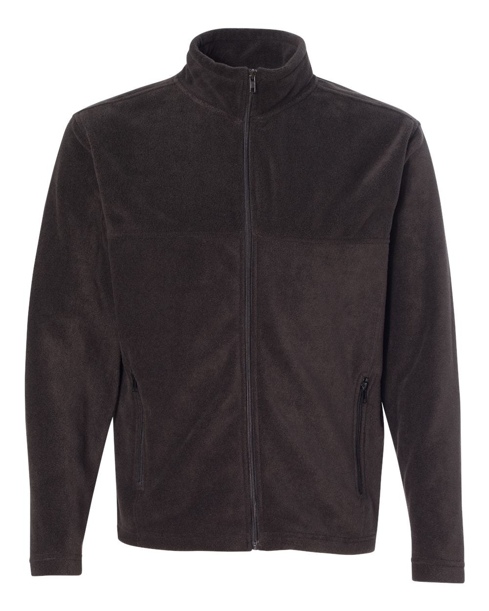Full Zip Fleece Jacket for Sports - Discountedrack.com