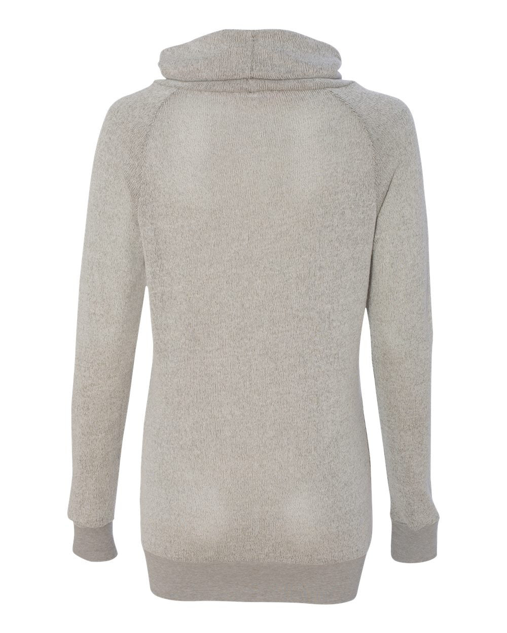 Funnel Neck Pullover for Women