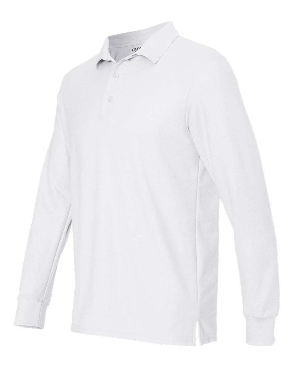 Long sleeve Polos - Double Pique - Discountedrack.com