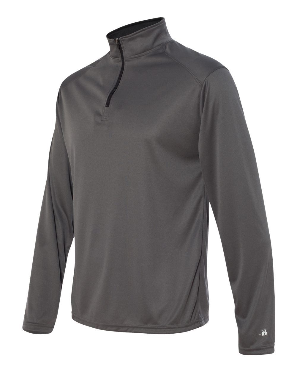 Quarter Zip pullover by Badger