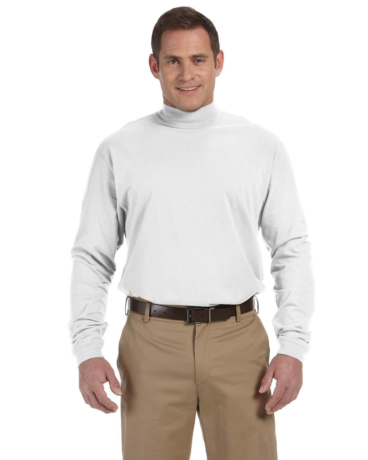 Mock Turtleneck by Devon and Jones