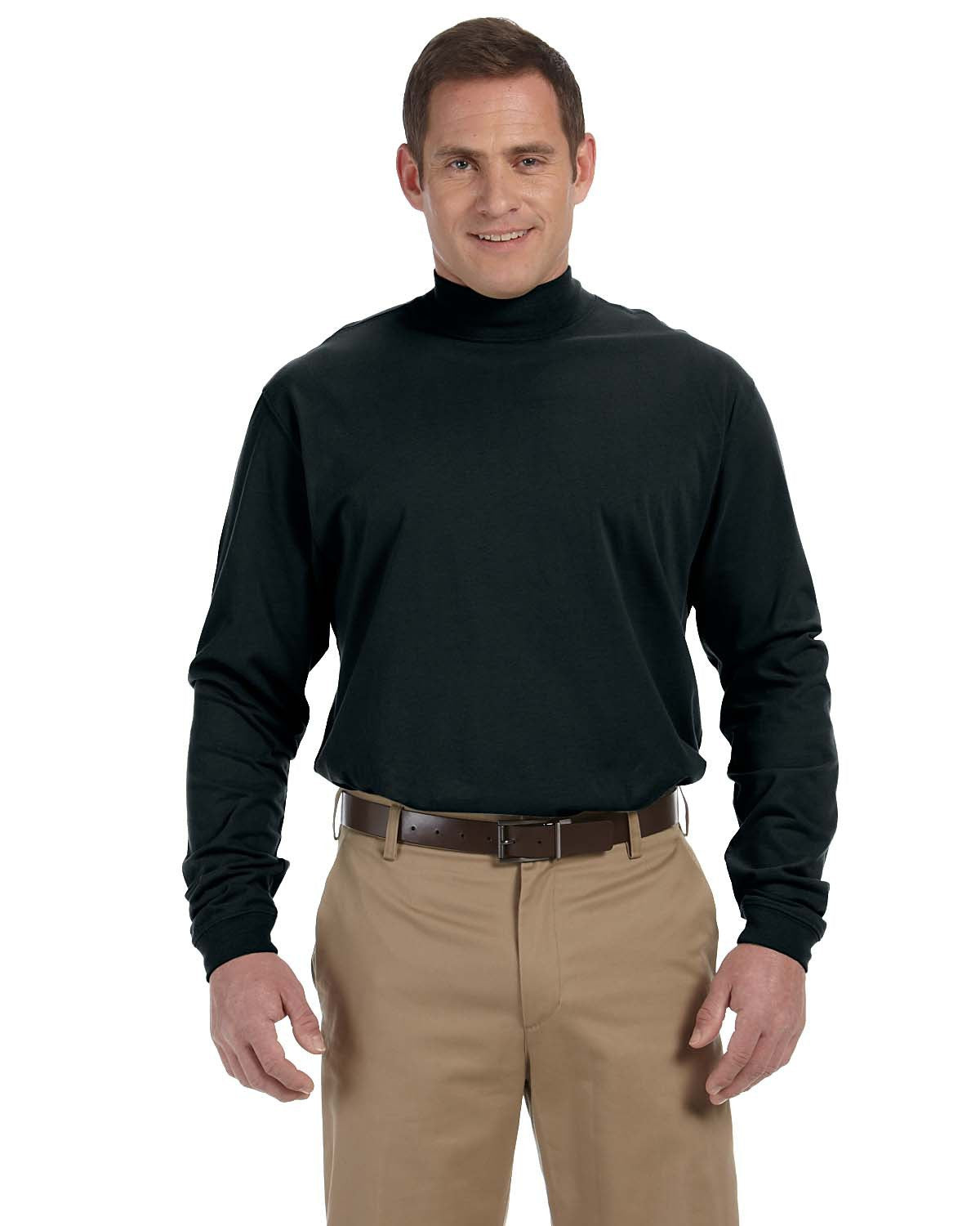 Mock Turtleneck by Devon and Jones - Discountedrack.com