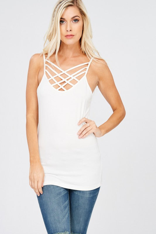 Not available in this color. Strictly to show Strappy Front.