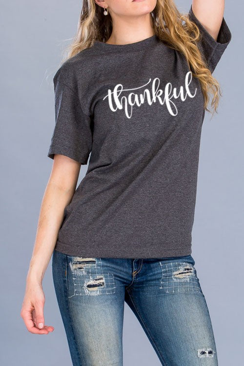 Thankful Tee - XL/2XL
