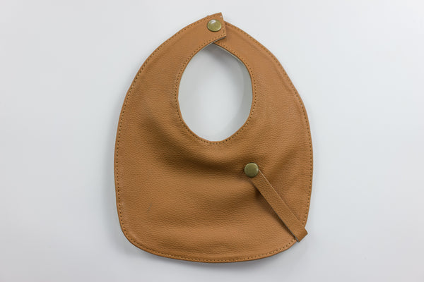 LEATHER BIB