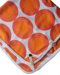 Blanket Cotton Orange