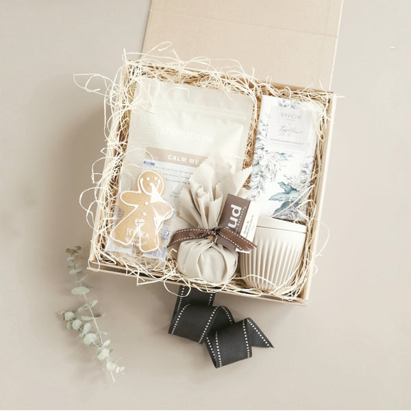 'Gather & Brew' Christmas Hamper. *PRE ORDER*