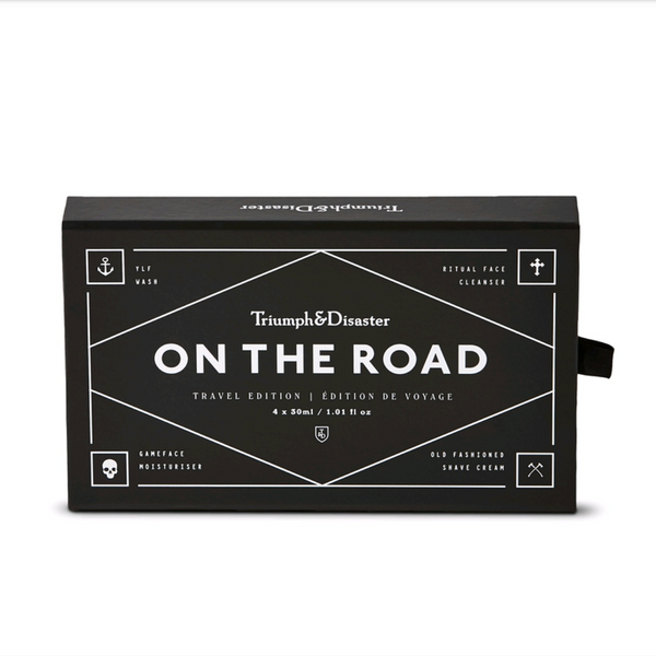 On the Road - Travel Kit. - Australia - Say It With a Box