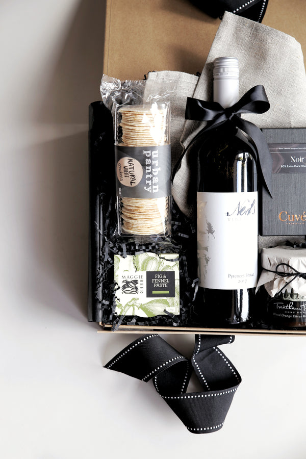 The Grape Escape - Shiraz Gourmet Hamper.