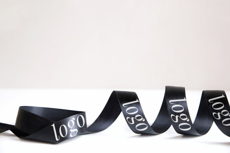 Quick & Simple, Small Quantity Custom Branded Ribbon - 10m.