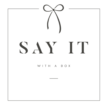 Australia - Say It With a Box