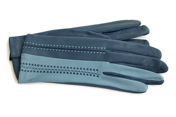 The Positano Blue Glove
