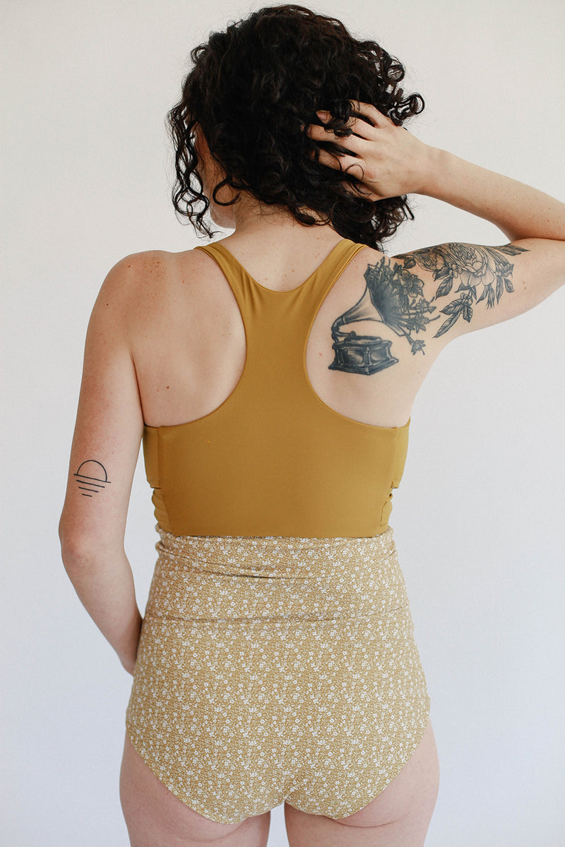 Kristie Top - Golden