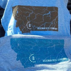 BRC Montana Rivers T-Shirt