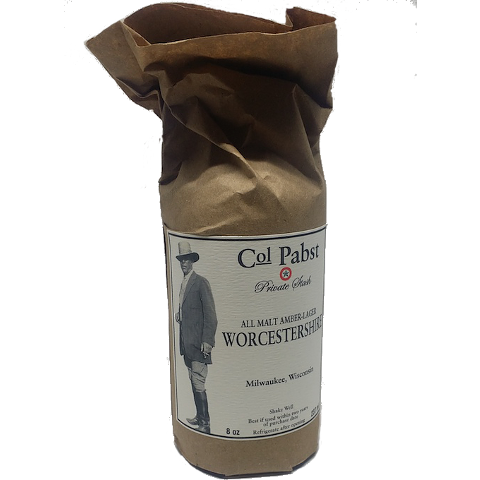 Col. Pabst Worcestershire Sauce